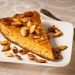 Vegan Pumpkin Cheesecake