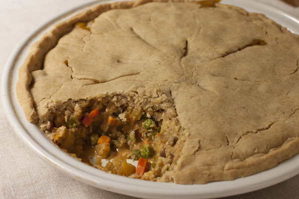 Meatless Monday: Veggie Pot Pie