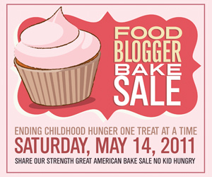 Bake Sale to end childhood hunger