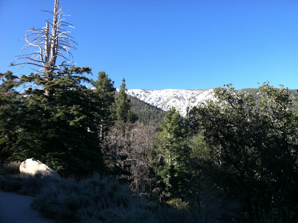 Big Bear Mountains