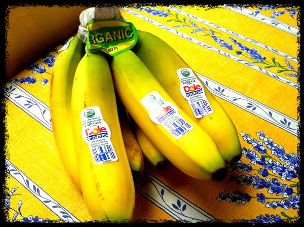 Dole Organic Bananas