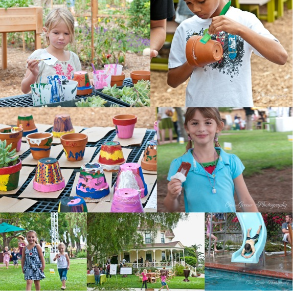 Olivewood Gardens Picnic 2010