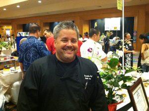 Chef Scott Lutey