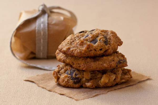 Chocolate Chip Cookies Vegan Glutenfree
