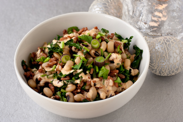 Hoppin John for New Year's Day | Gluten-free | Vegan