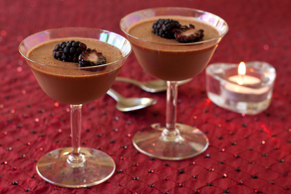 Raw Chocolate Mousse