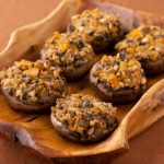 Stuffed Portobellos Vegan GlutenFree