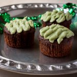 Peppermint Paddy Cupcakes