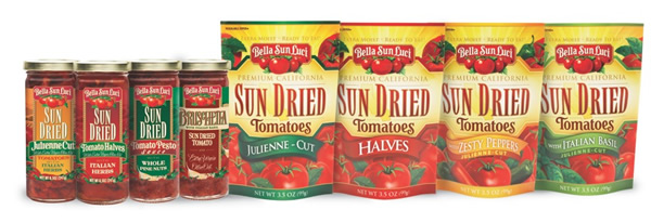 Bella Sun Luci sun-dried tomatoes