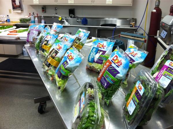Salad Kits Dole Lab