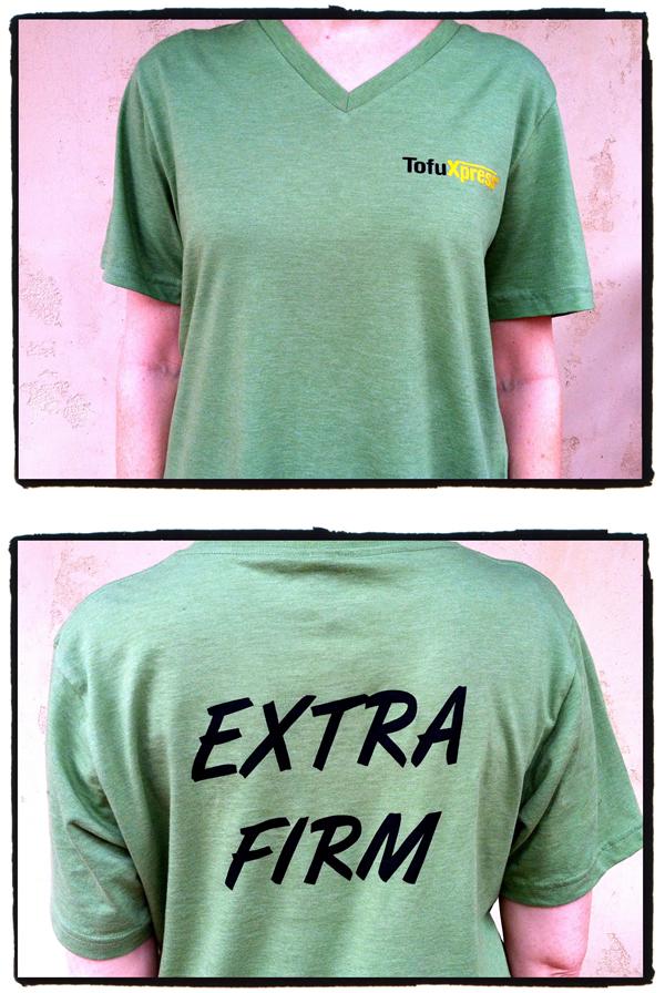 TofuXpress T-shirt