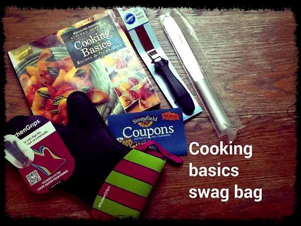 Cooking Basics Swag from Recipe Renovator