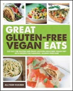 Gluten-free Vegan Eats Cookbook giveaway