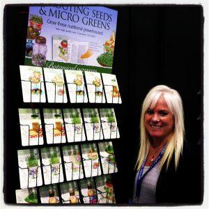 Botanical Interests seed company at Fresh Summit October 2012