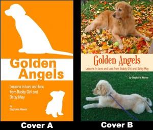 Golden Angels book cover art