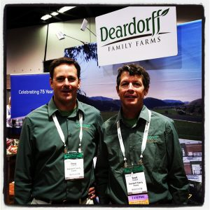 Deardorff Farms at Fresh Summit October 2012