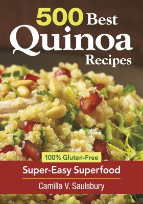 Reader sweepstakes: 500 Best Quinoa Recipes plus KIND grains and snack bars