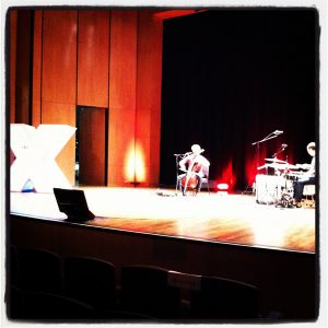 Ben Sollee TEDxSanDiego Rehearsal