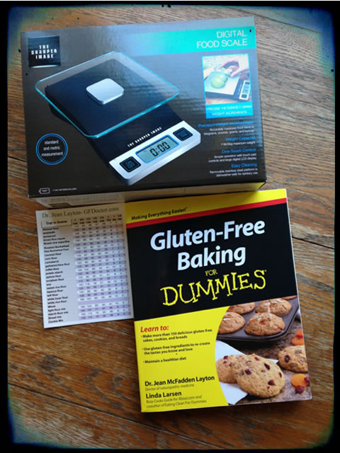 Gluten-free baking giveaway