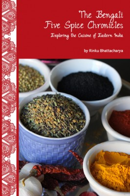 Reader sweepstakes: The Bengali Five Spice Chronicles and Spicely giveaway