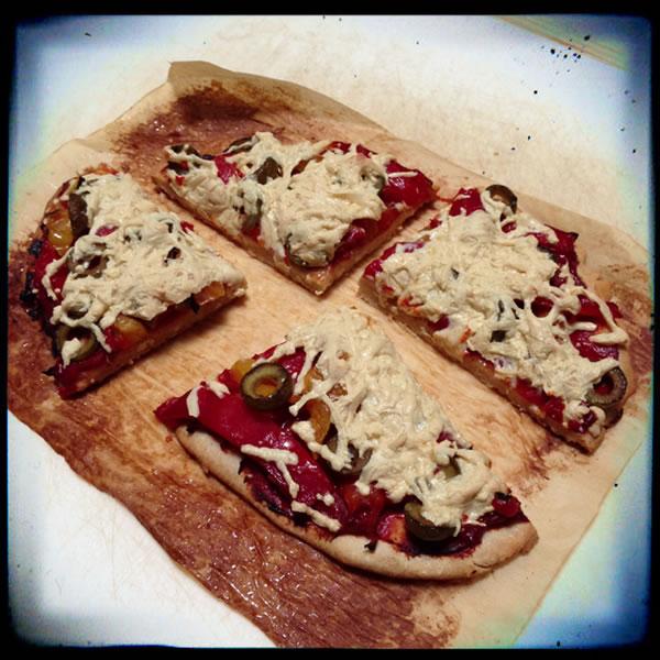Gluten-free Pizza from Gluten-Free Baking for Dummies