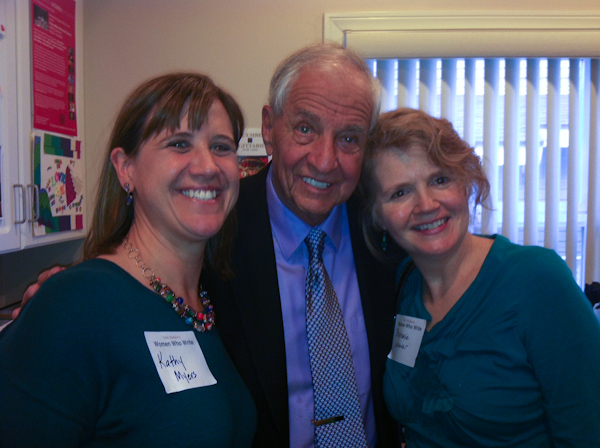 Kathy Myers Garry Marshall Stephanie Weaver