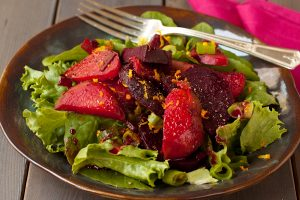 Beet Salad from The New Fast Food