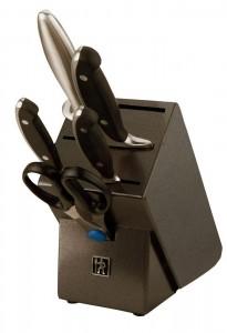 Henckels knife block set