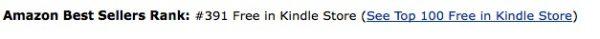 Amazon sales rank 2013-03-22