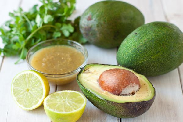 Guacamole ingredients   Recipe Renovator