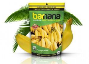 Barnana snacks giveaway