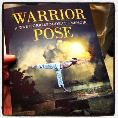 Reader sweepstakes: Warrior Pose book and CD