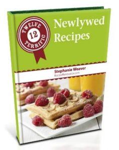 12 Terrific Newlywed Recipes