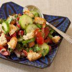 Fattoosh Salad, a Cooking Light Recipe Renovation | Recipe Renovator