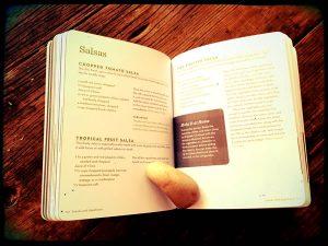 Campfire Cuisine book interior