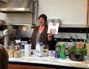 Shauna Ahern Baking Gluten-Free class