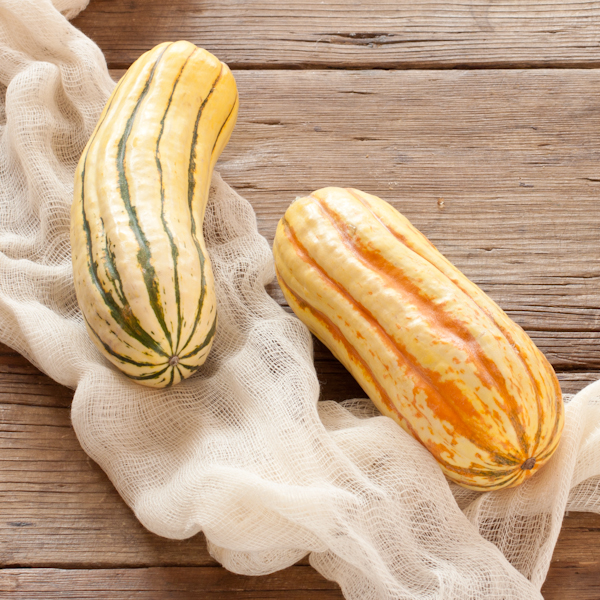 Delicata Squash by Recipe Renovator