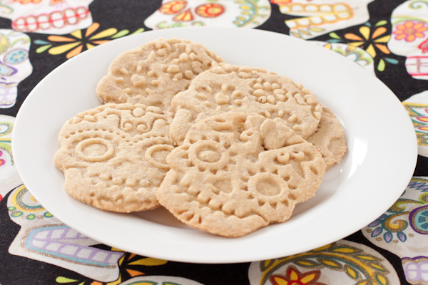 Dia de los Muertos Cookies   Gluten-free & Vegan   Recipe Renovator