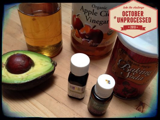 October Unprocessed 2013: Unprocessed hair care