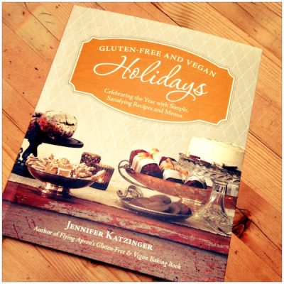 Cookbook review: Gluten-Free and Vegan Holidays by Jennifer Katzinger