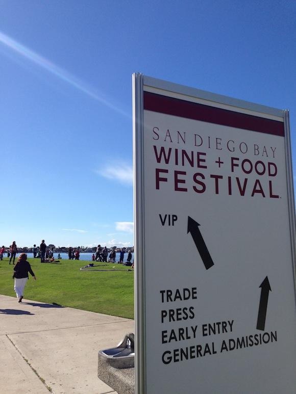 San Diego Bay Wine & Food Festival