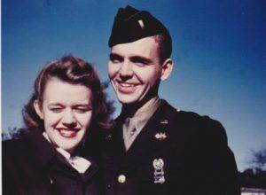 Ken and Dot Weaver 1945 | Recipe Renovator