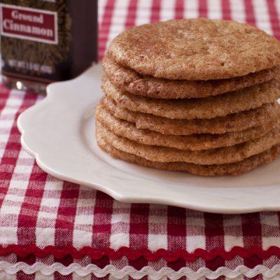 Snickerdoodles, Gluten-free