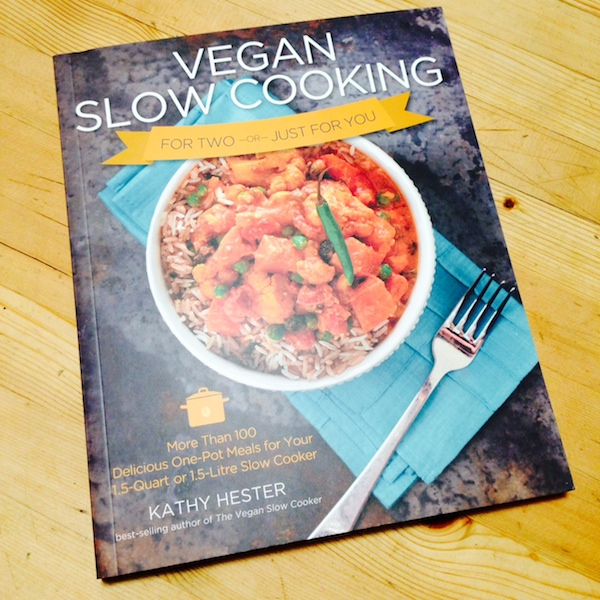 Vegan Slow Cooking for Two review by Recipe Renovator
