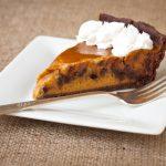 Chocolate Chipotle Pumpkin Pie | Recipe Renovator | Gluten-free & vegan
