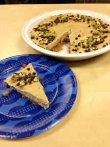 Cannoli Pie from Easy As Vegan Pie | Review by Recipe Renovator