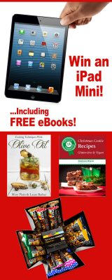 Reader sweepstakes: Win an iPad mini from 10 top food bloggers!