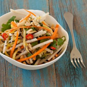 Green Papaya Salad from Twelve Terrific Thai Recipes e-book | Recipe Renovator