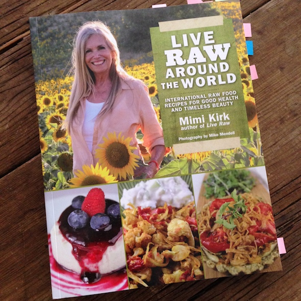 Cookbook review live raw around the world mimi kirk live raw around the world review on recipe renovator forumfinder Images