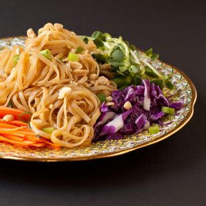 Pad Thai from Twelve Terrific Thai Recipes e-book | Recipe Renovator